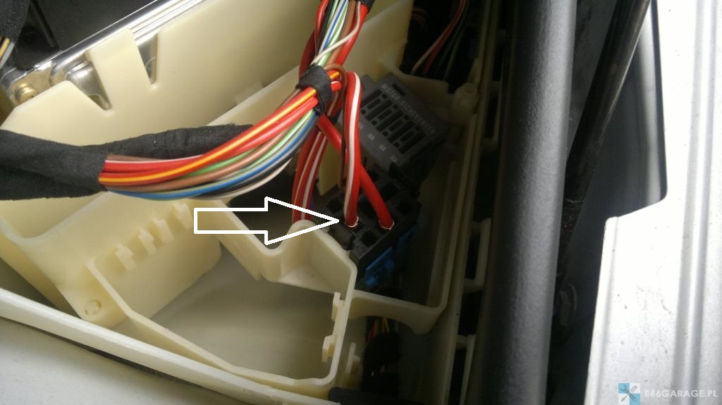 BMW E46 Ringi instalacja instrukcja e46garage smd cob ccfl facelift sedan coupe-e46garage.pl 7
