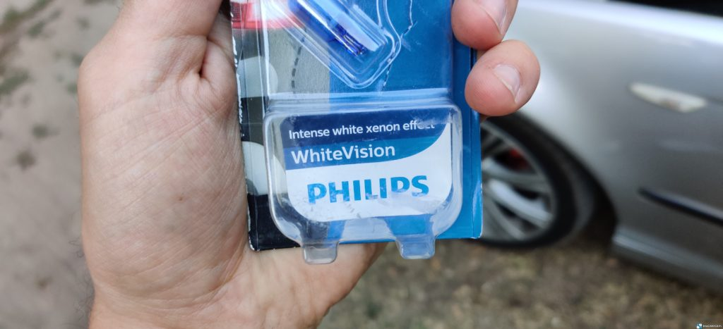 Philips WhiteVision W5W