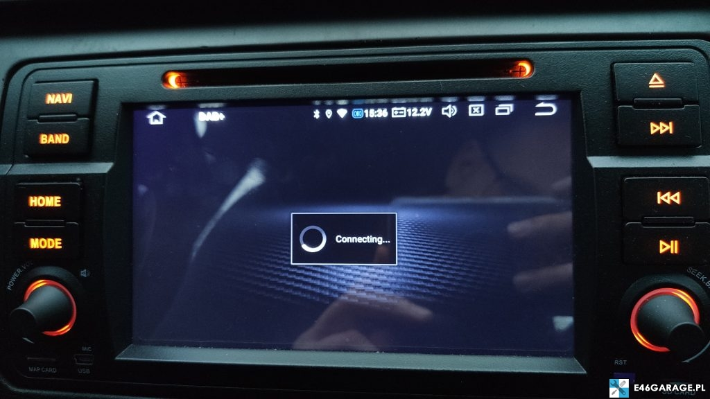 bmw e46 radio android-isudar recenzja MCU MTCE DSP EQUALIZER google play youtube spotify yanosik google maps google chrome israel igo torque carly i-bus dab+